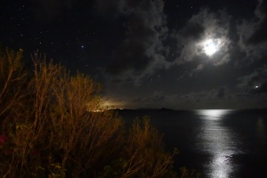 Rule Breaking - night time photos of the moon