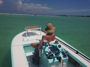 new fishing boat
