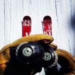 Riding the High Lift, still skiing...