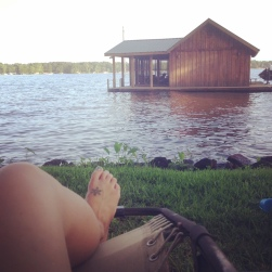 pit-stop at the lakehouse in TX I grew up going to