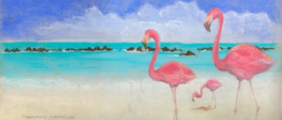 RH flamingo beach