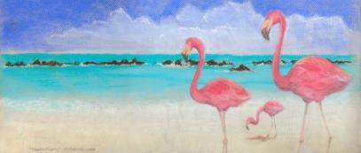 RH flamingo beach
